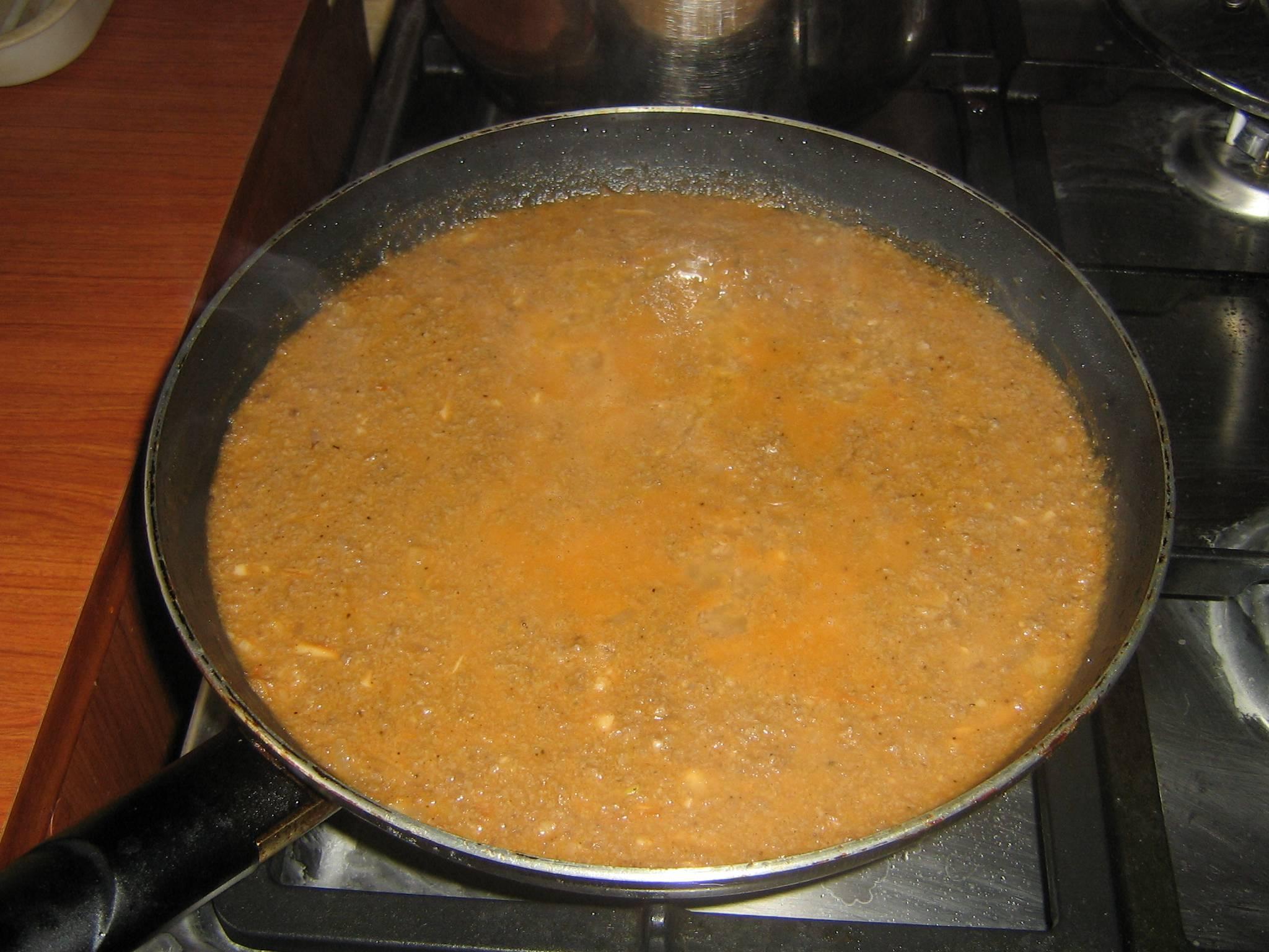 Подлива к макаронам простой рецепт с пошагово в домашних